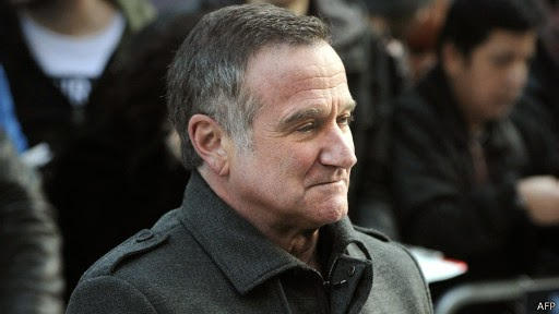 menelusuri kematian Robin williams
