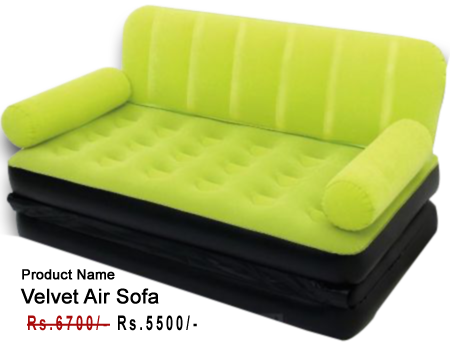 Air Sofa Bed A Wonderful Seating And Sleeping Solution