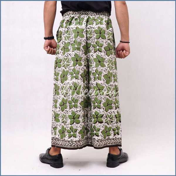 Sarung Celana Batik Podosugih (Muzaffar 432)