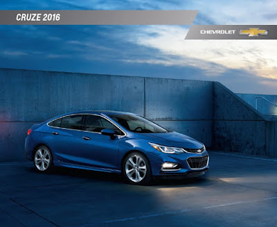 Downloadable 2016 Chevrolet Cruze Brochure