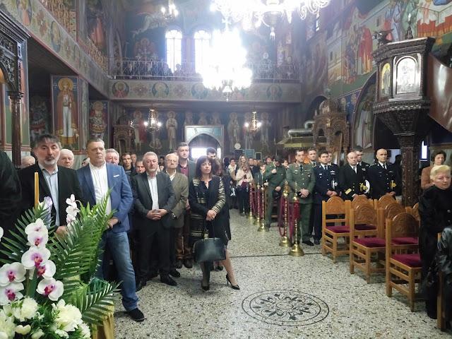 Ηγουμενίτσα: Η Εθνική Αντίσταση εορτάστηκε στην Ηγουμενίτσα