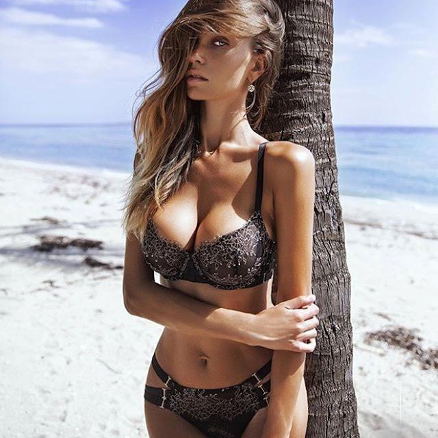 """""""Hot girls"""" Lily Ermak sexy look like Irina Shayk 4"""
