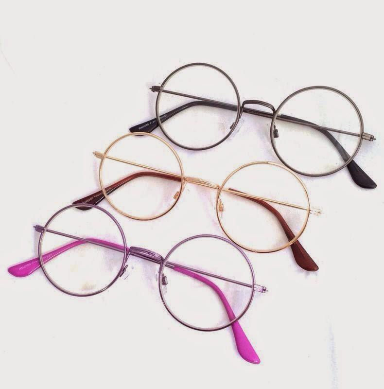 Loucos por Óculos  Estilo Jonh Lennon - Os redondinhos da hora... 95f689c700