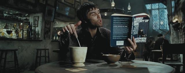 Livro de Stephen Hawking apareceu em 'Prisioneiro de Azkaban' | Ordem da Fênix Brasileira