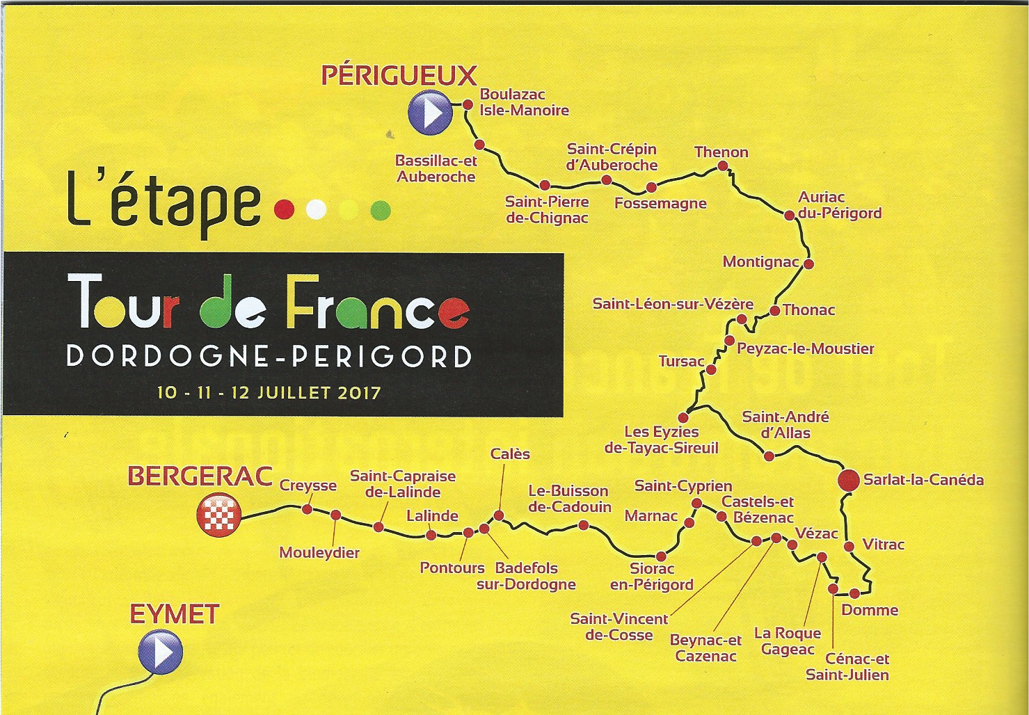 v lo vtt avec claude et marie ange p rigueux bergerac l 39 tape du tour 2017 en dordogne. Black Bedroom Furniture Sets. Home Design Ideas