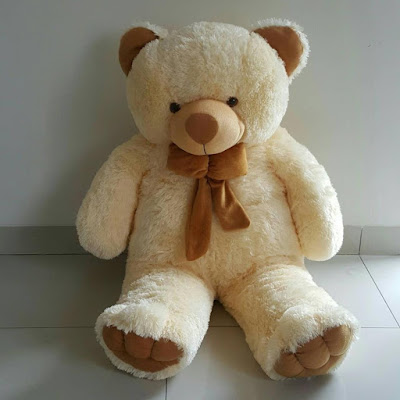 Jual Boneka Teddy Bear Jumbo murah