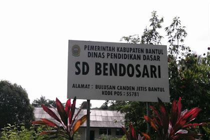 Profil Perpustakaan Sekolah SD BENDOSARI, Desa CANDEN, Bantul Yogyakarta