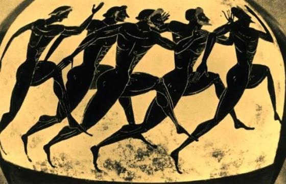 Λαμπρή θέση είχε το μέλι στην διατροφή των αρχαίων Ολυμπιονικών: Αναλυτικά το μενού των αρχαίων αθλητών