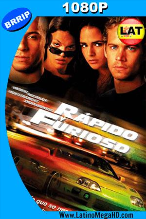 Rápido y Furioso (2001) Latino HD 1080P ()