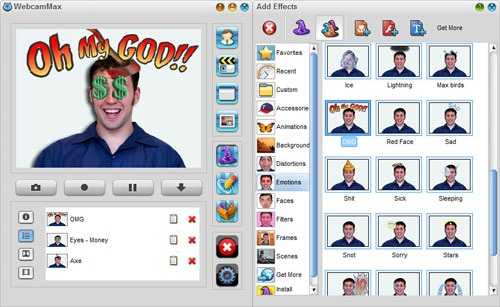 Download Software Virtual WebcamMax Terbaru Untuk Aplikasi Chatting