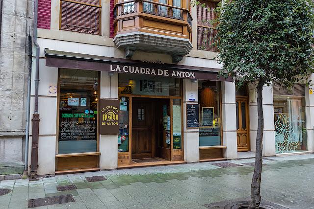 Nueva Visita: La Cuadra d'Antón