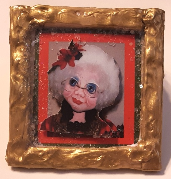 DBK Mrs. Claus 3D Picture
