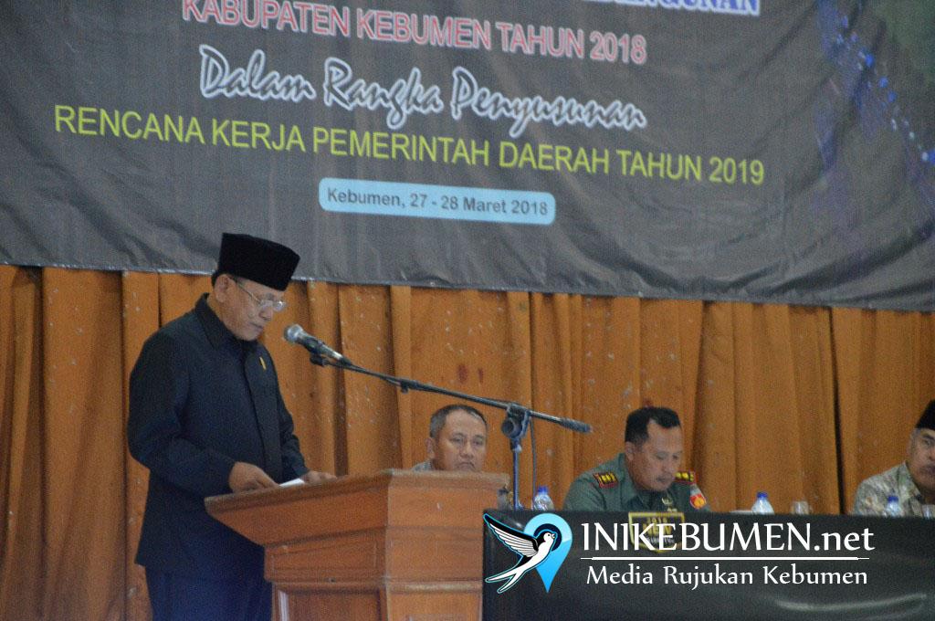 Sindir Pemkab Kebumen, Ketua DPRD: Percuma Pertumbuhan Ekonomi Tinggi, Tapi Tak Bisa Dinikmati Masyarakat
