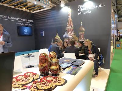 Stand Rusia, Fitur 2019, La vuelta al mundo de Asun y Ricardo, vuelta al mundo, round the world, mundoporlibre.com
