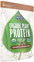 Garden of Life Organic Plant Protein Review Smooth Chocolate