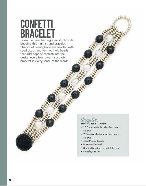 Book Review and Giveaway - Learn to Stitch Beaded Jewelry - The
