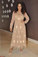 Mumaith Khan in Beig Skin Colored Anarkali Dress at Kalamandir Foundation 7th anniversary Celebrations ~  Actress Galleries 010.JPG