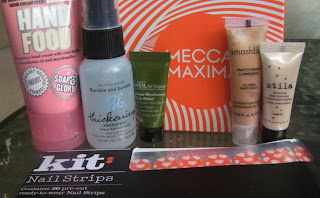 Brisbane city Haul- Mecca Maxima-