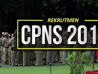 Wajib Baca !! Pendaftaran CPNS 2018 Awal Juli, Ini Daftar Dokumen Wajib Disiapkan Pelamar