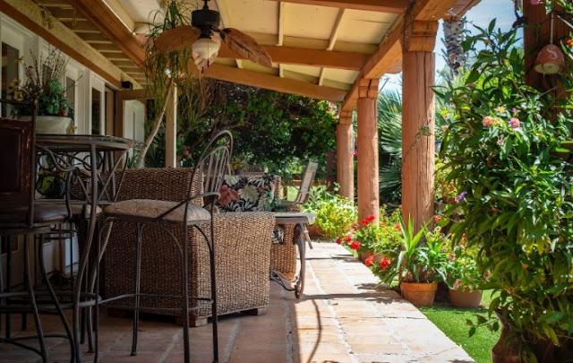 Ide Menambah Taman di Rumah Minimalis