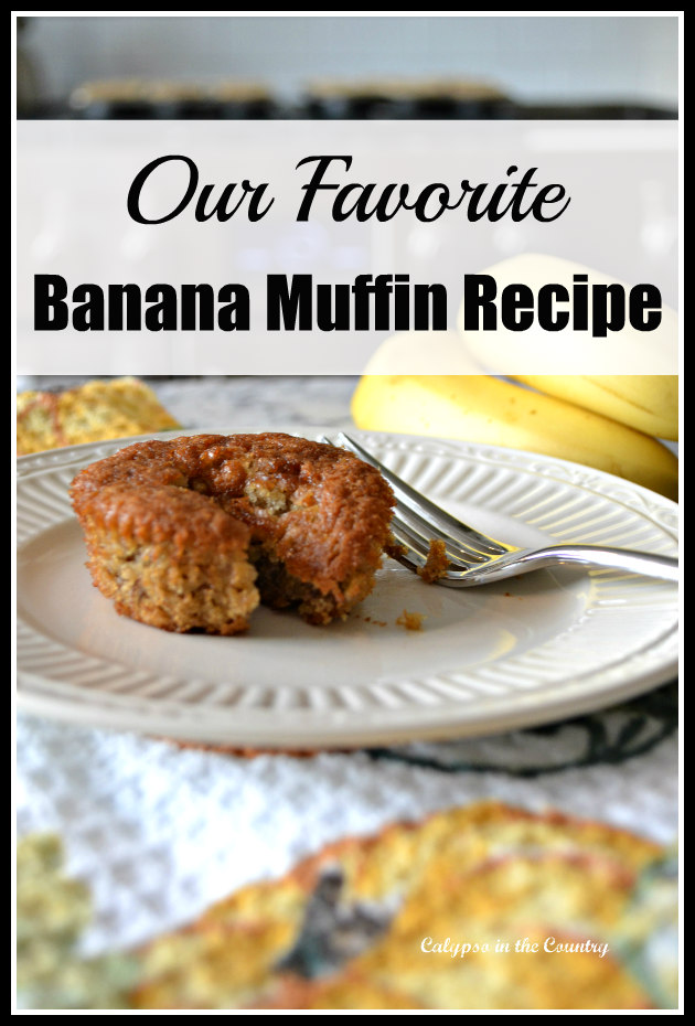 Easy and Delicious Banana Muffin Recipe