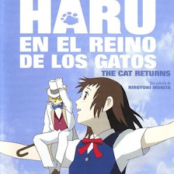 Poster Neko no ongaeshi 2002