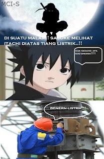Kata Keren Naruto Anime: Meme Comic Anime Naruto Indonesia