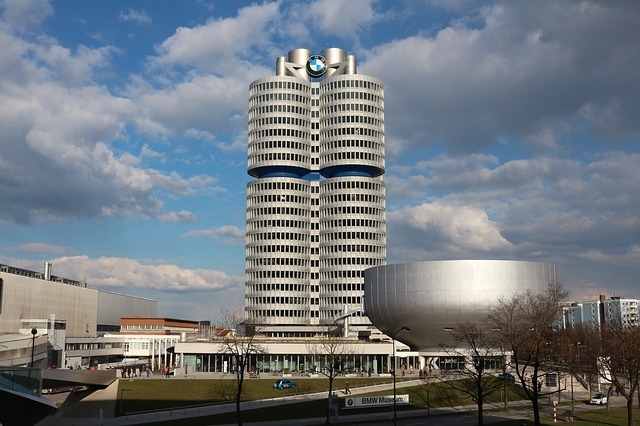 BMW Museum, BMW Museum Munich, Germany, Munich,