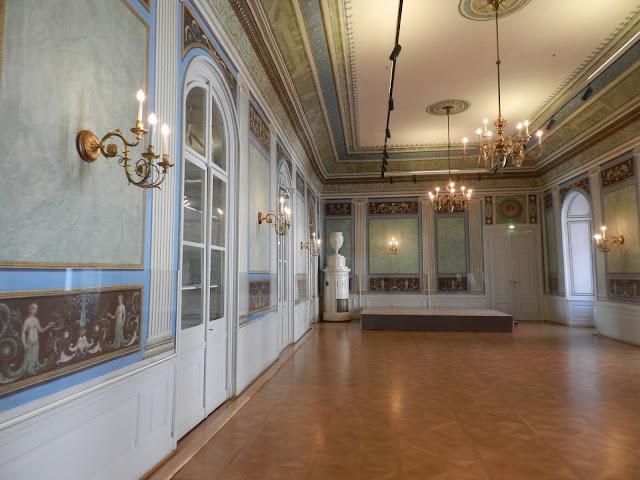 Zamek Esterházy w Eisenstadt (Schloss Eisenstadt) Speisesall