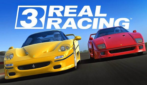 Real Racing 3 APK Data Androide Game Download