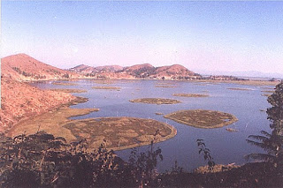 Loktak lake, hovercrafts at loktak, migration at loktak