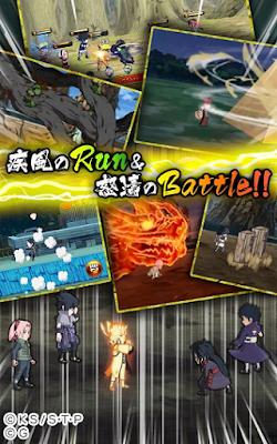 Naruto - Shinobi Gale Ranbu Apk Mod