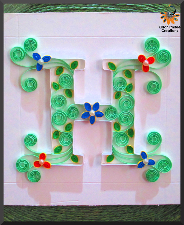 kalanirmitee: paper quilling- quilling- quilling ideas- quilling projects- quillography