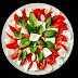 Resep Salad Tomat dan Keju Kreasi  Topkoky