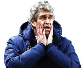 Manchester City Will Win English Premier League – Pellegrini
