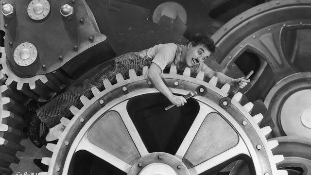 Cumple 80 años de su estreno 'Tiempos modernos', de Charles Chaplin