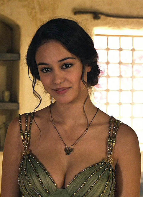courtney eaton gods of egypt screen caps 02