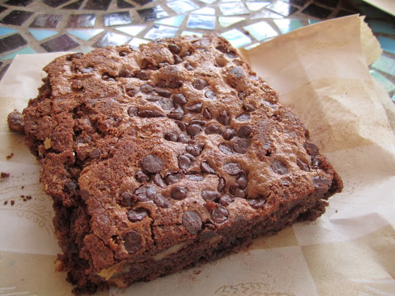 Layered Oatmeal Brownie Bars Kittencal S Kitchen Recipes