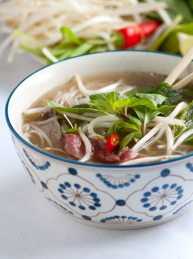 ... and enjoy this easy soup recipe – Vietnamese Pho Noodle Soup recipe