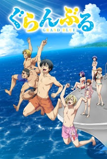 Nonton Anime Grand Blue
