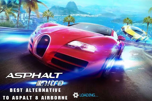 Asphalt Nitro - Perfect Alternative to Asphalt 8 Airborne - YJ ES Latest Buzz