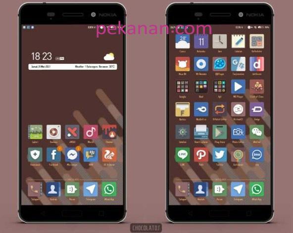 5 Tema Xiaomi Terbaik Tembus Semua Aplikasi Update 2018