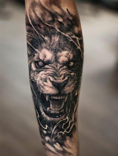 Tatuajes de antebrazo de Animales