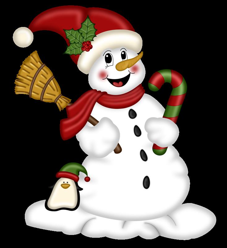 Navidad Muñeco de Nieve Vector