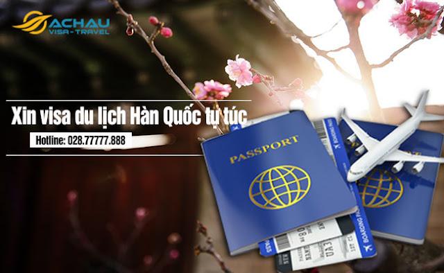 Câu hỏi thường gặp khi xin visa du lịch Hàn Quốc tự túc