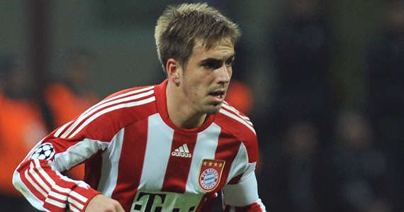 Philipp Lahm : Bayern Munich