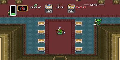 The Legend of Zelda: A Link to the Past [Español] - Captura 4