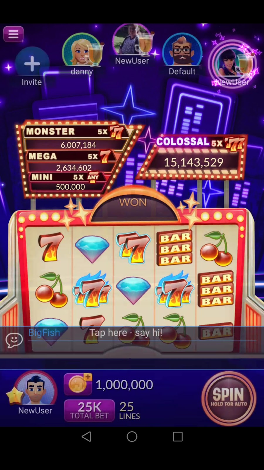 Big Fish Casino Complaints