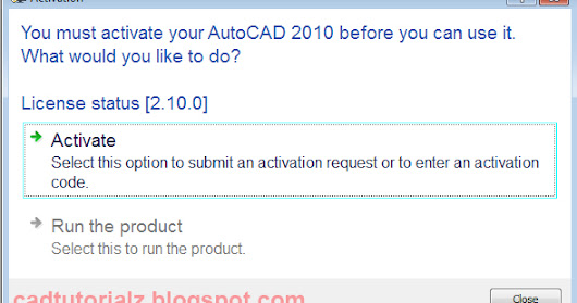 Tutorial Cara Install Crack Autocad Full Version Win 32 - 64 bit