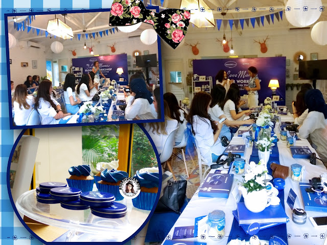 NIVEA+#PSILoveMama+Mother's Day+Scrapbook+Set